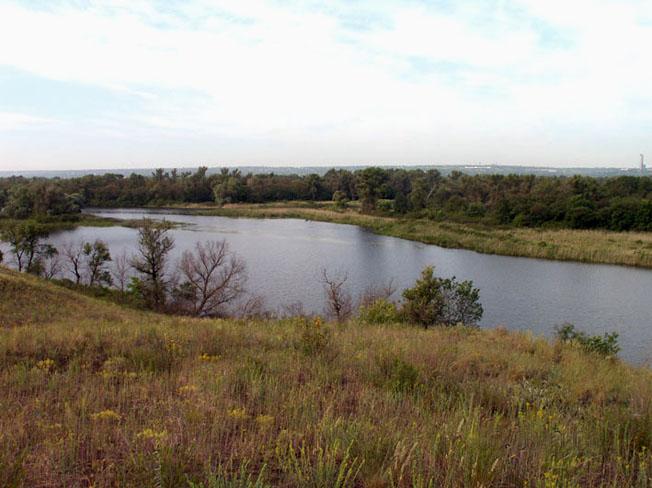 Днепровско-Орельский природный заповедник